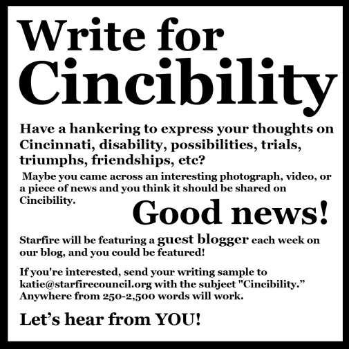 cincibility cincinnati disability possibilities