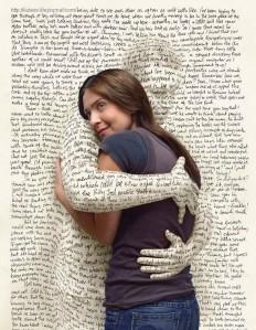 words hugging community kind starfire