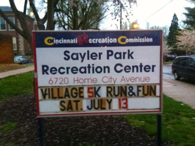 Village 5K Run & Fun