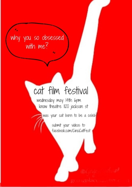 Cincinnati Cat Film Festival