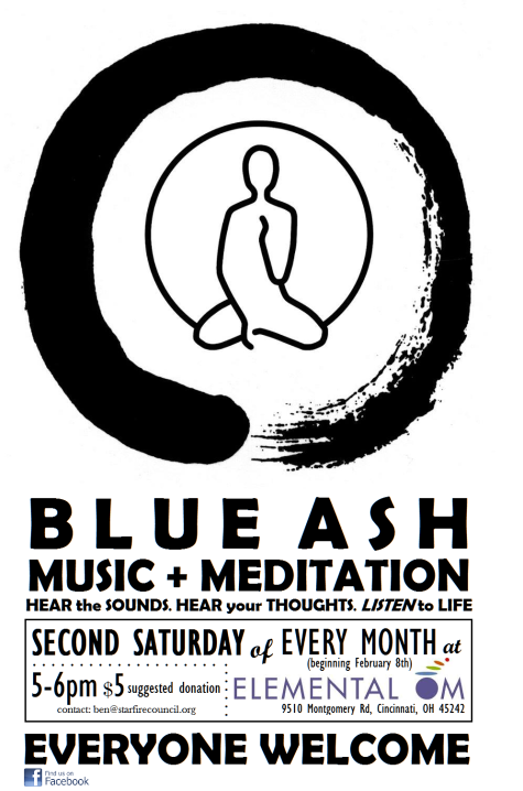Blue Ash Music + Meditation