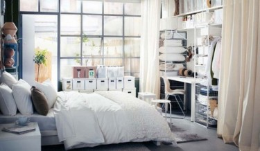 Ikea catalog bedroom