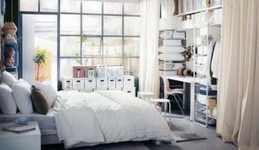 Ikea catalog bedroom